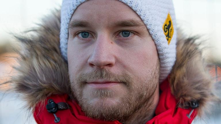 Mads Østberg. Foto: Micke Fransson/TT.
