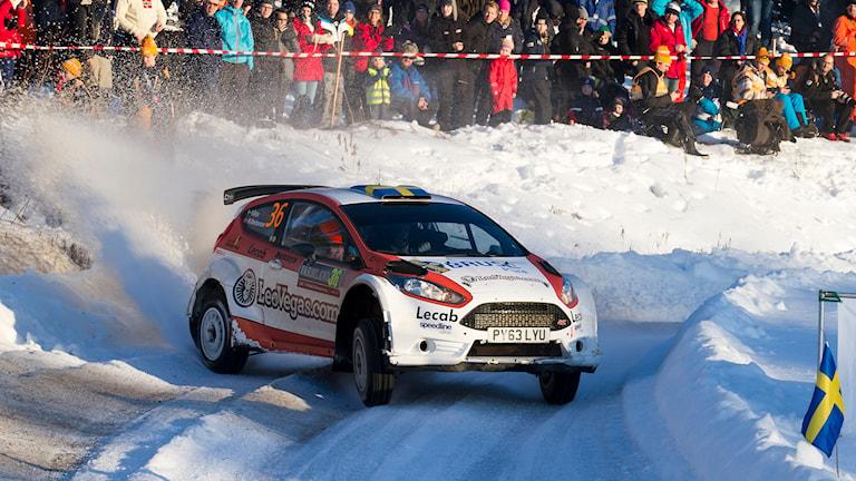 Fredrik Åhlin. Foto: Micke Fransson/TT.