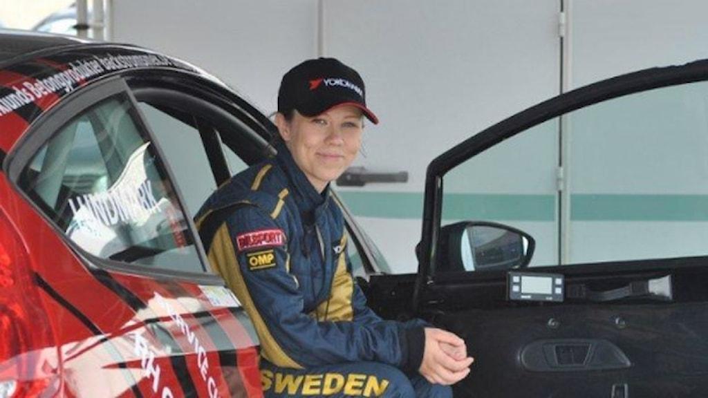 Sofie Lundmark. Foto: Privat