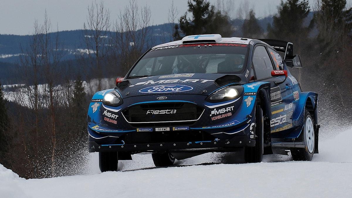 Teemu Suninen. Foto: Micke Fransson/TT.