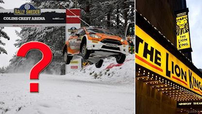 Testa vårt Svenska rallynördquiz