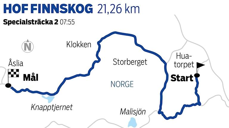 Grafik Hof Finnskog / TT Nyhetsbyrån
