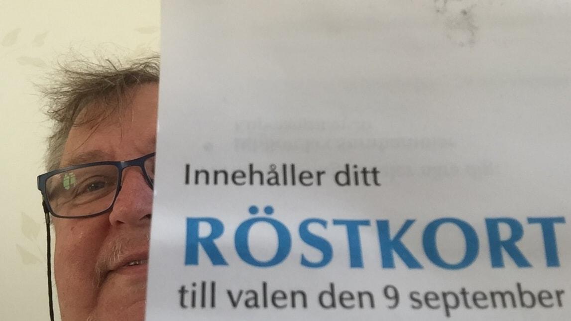 Jakutin kieli ja ennakkoäänestystä Ruotsin vaaleissa