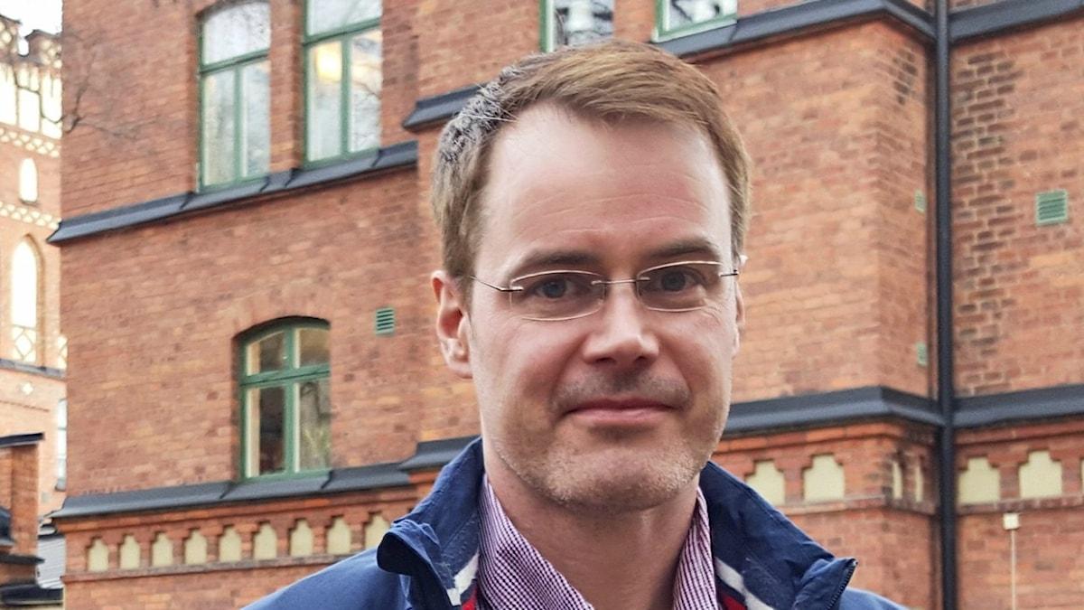 Terróritutkija Marco Nilsson