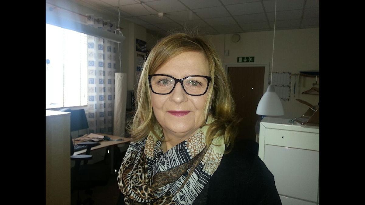 Teija Mikkola Foto: Anne Angeria