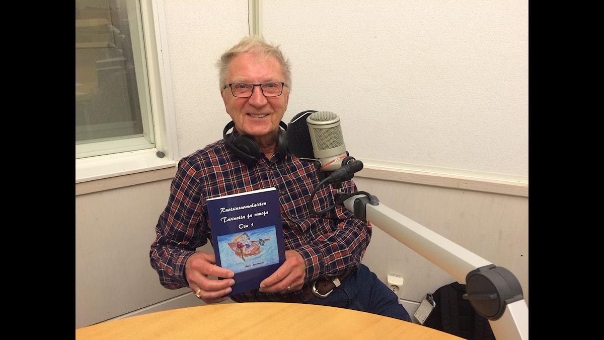 Aulis Kytömäki. Foto: Jarmo Mänty, Sveriges Radio