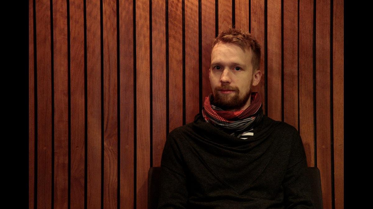 Muusikko/tuottaja Pekka Tuppurainen. Foto: Kai Rauhansalo