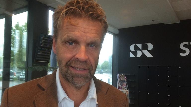 Geenianalyysiyritys Gendoktorn:in perustanut Lars Salmi.