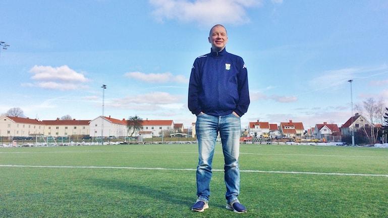 Keijo Orava, Gatans Lag-seuran urheilupäällikkö.
