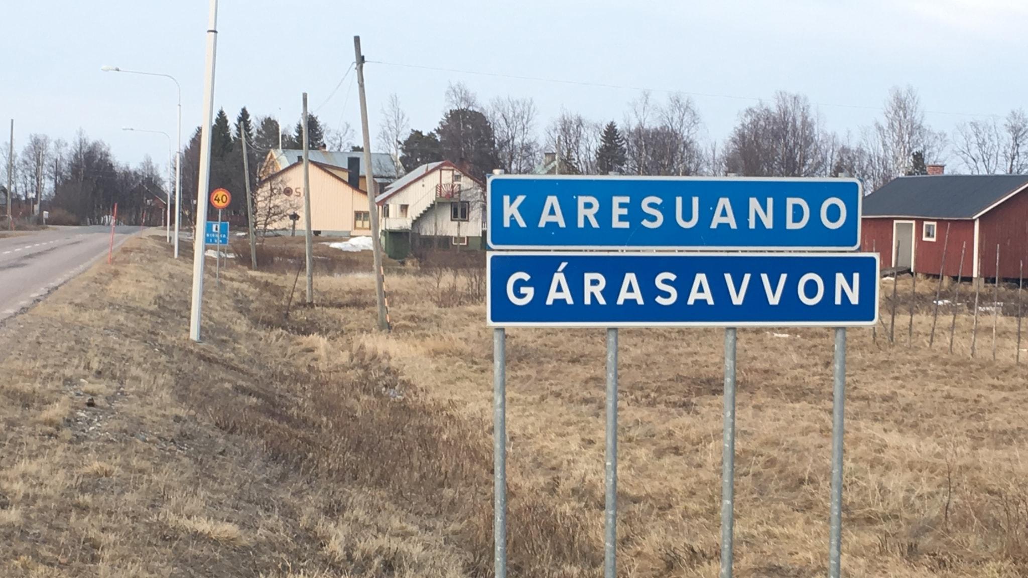 Aamupäivä alkaa Jönköpingissä mutta käväisee myös kaukana pohjoisessa, aina Karesuandossa saakka