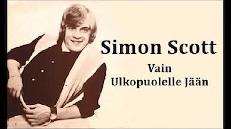 Simon Scottin levyn kansi