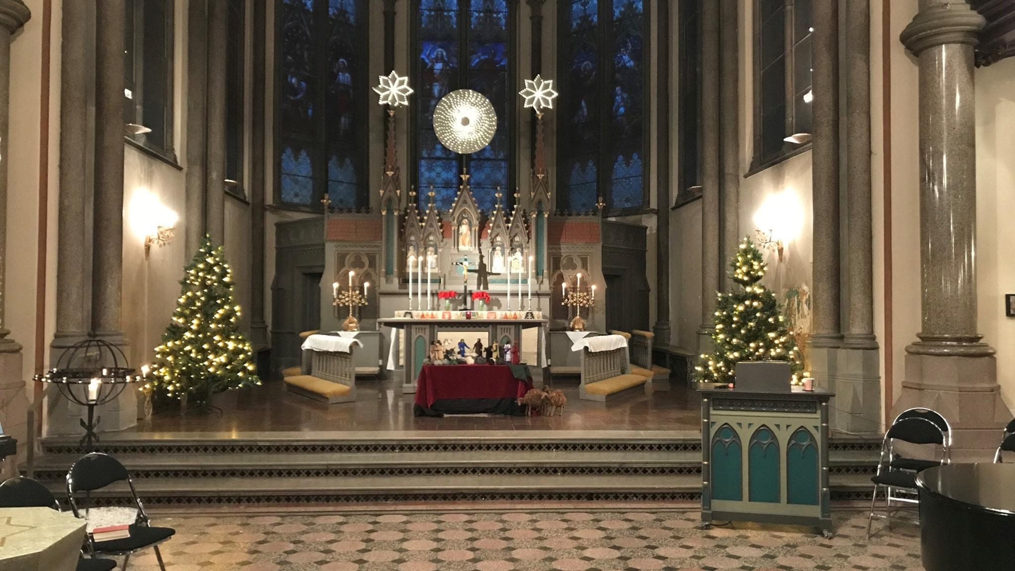 Joulupäivän rauhaa Kohtauspaikalla