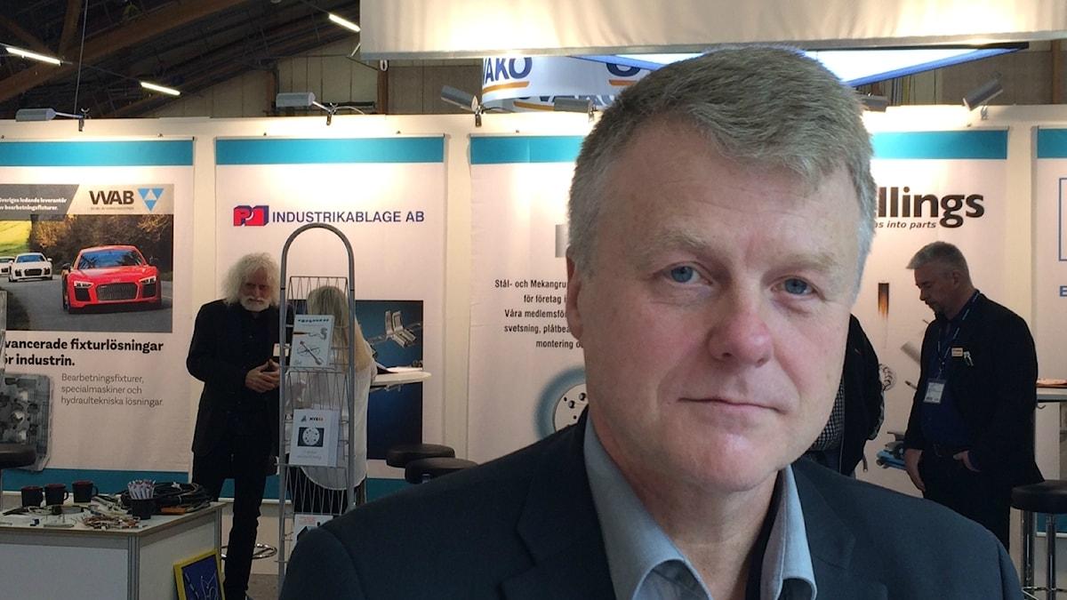 Kai Rinne, myyntipäällikkö Stera OY.