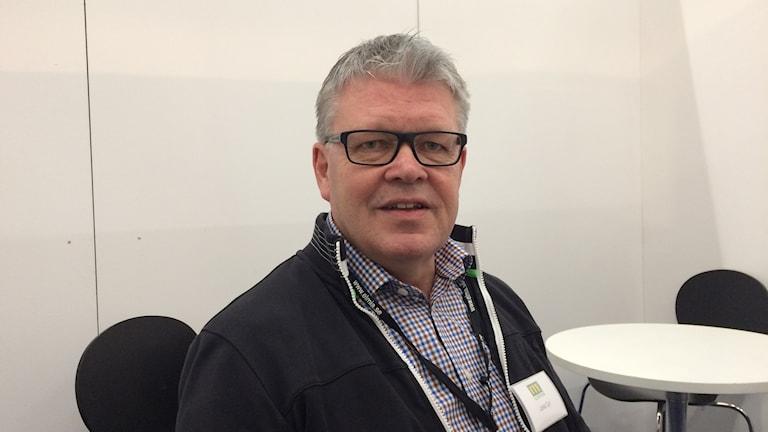 Projektijohtaja Jukka Syri, ITE Fabriks Ab