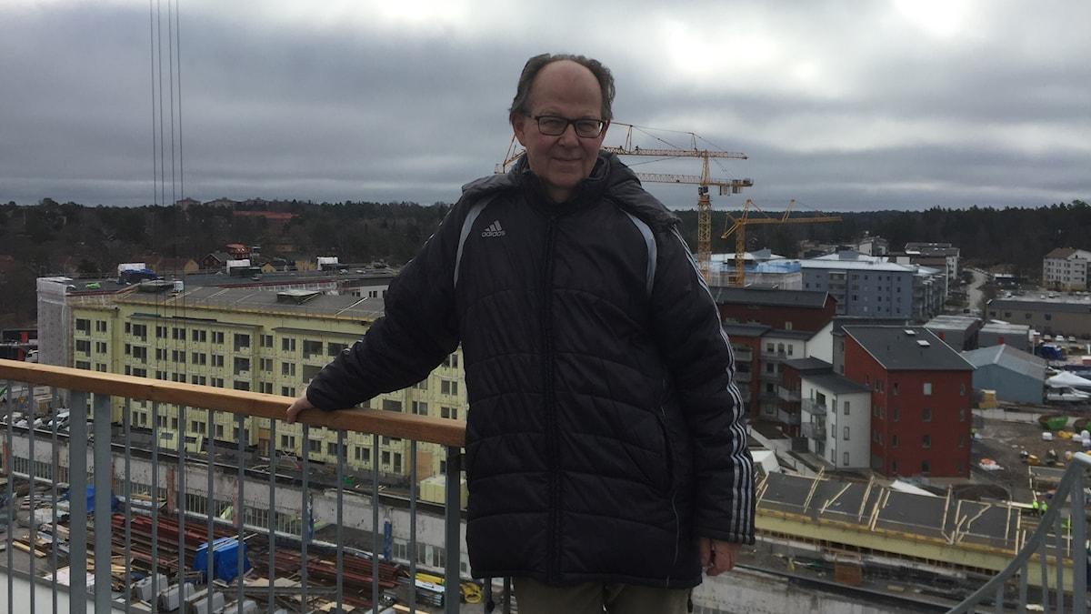 Martti Rautiala Gustavsbergissä
