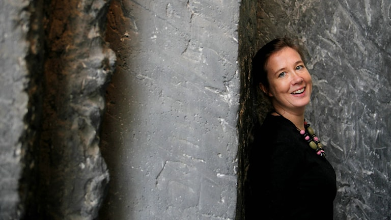 Maynie Rantala. Foto: Jukka Tuominen /Sveriges Radio Sisuradio