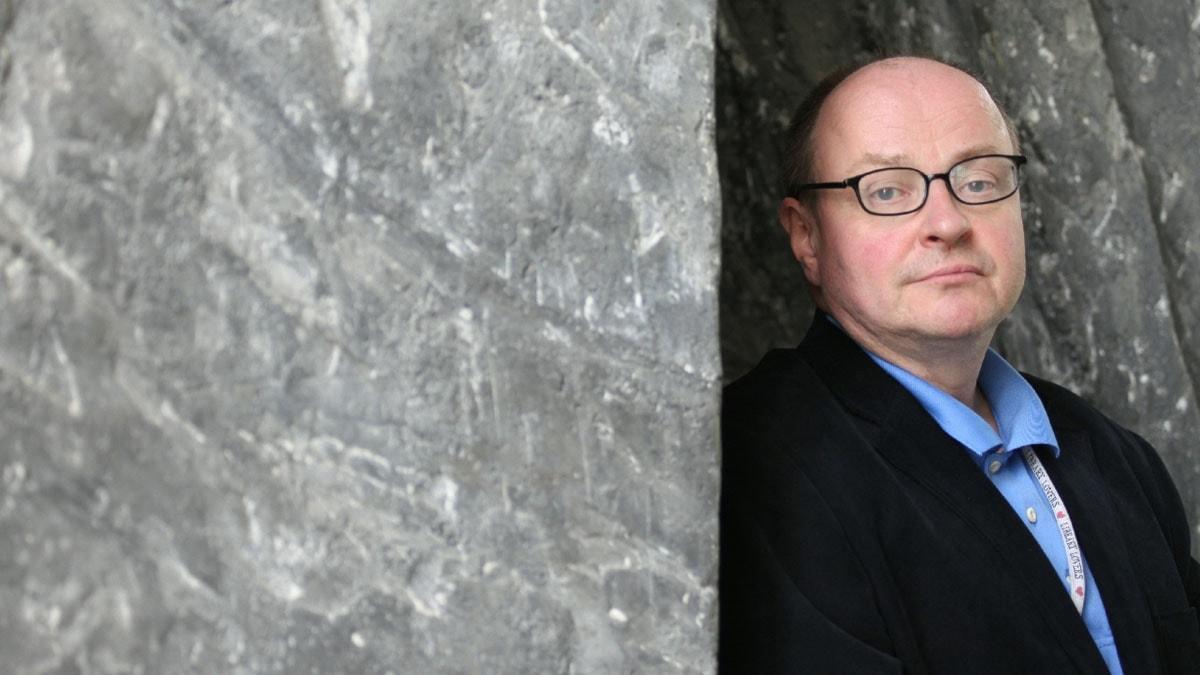 Jorma Ikäheimo. Foto: Jukka Tuominen /Sveriges Radio Sisuradio