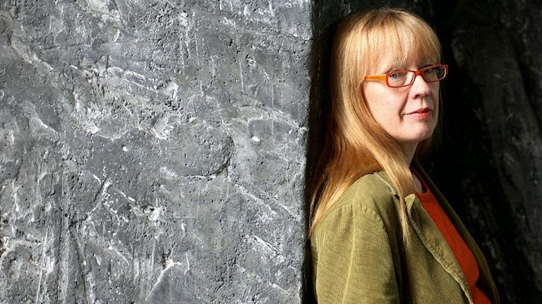 Riitta Niemi. Foto: Jukka Tuominen /Sveriges Radio Sisuradio