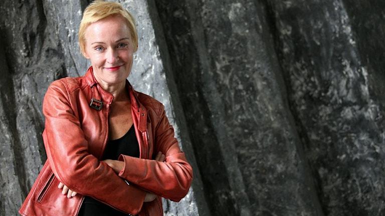 Virpi Inkeri. Foto: Jukka Tuominen /Sveriges Radio Sisuradio