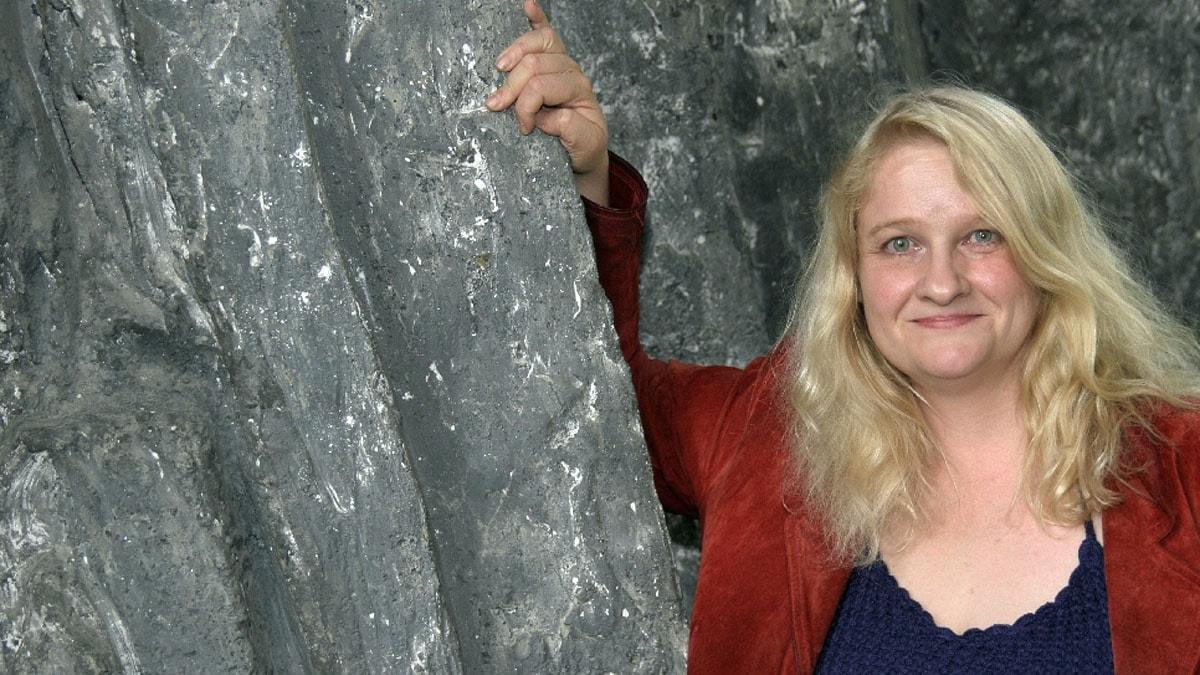 Katri Nisula,Foto: Jukka Tuominen /Sveriges Radio Sisuradio