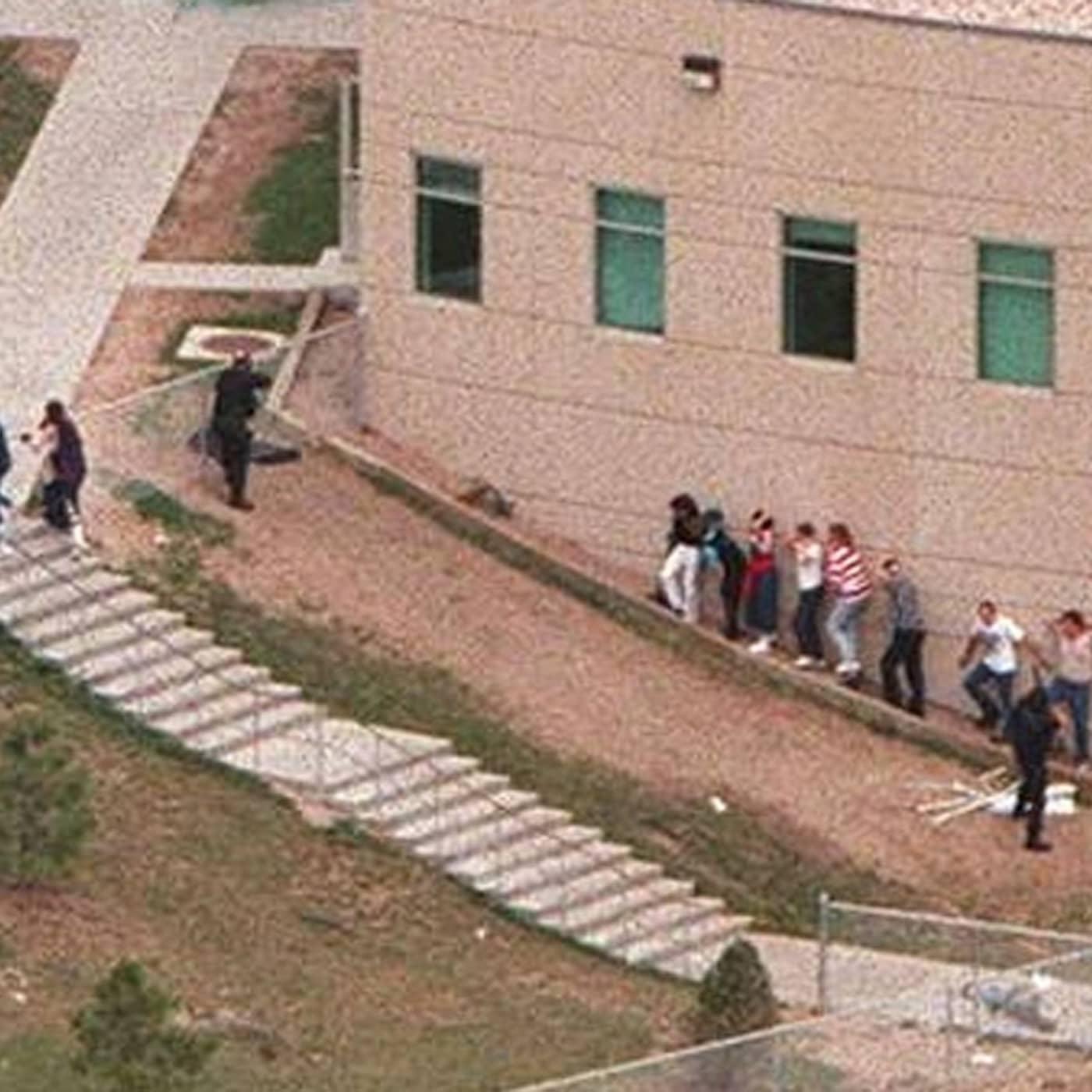 Skolskjutningen på Columbine High School