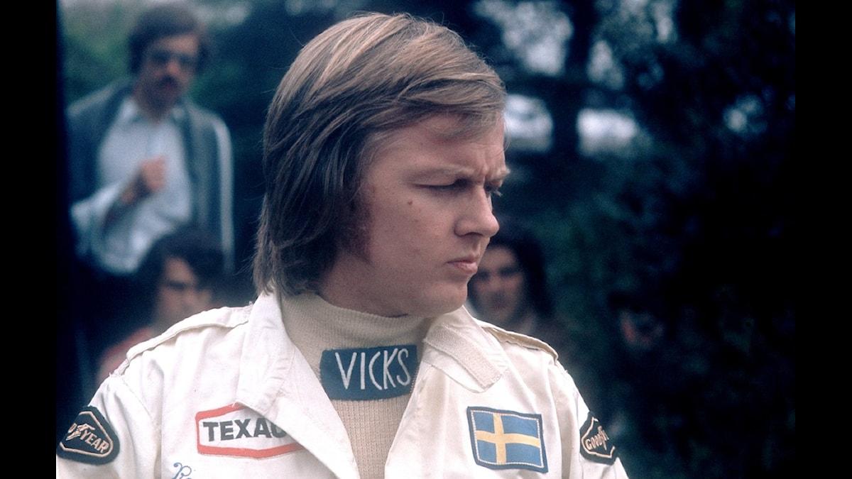 Ronnie Peterson. FOTO: SVT BILD