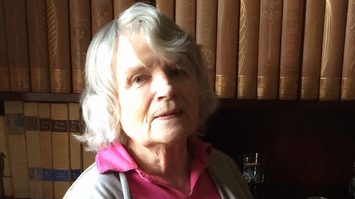 Vera Olofsson, Nordiska Rikspartiet