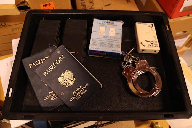 Falska polska pass