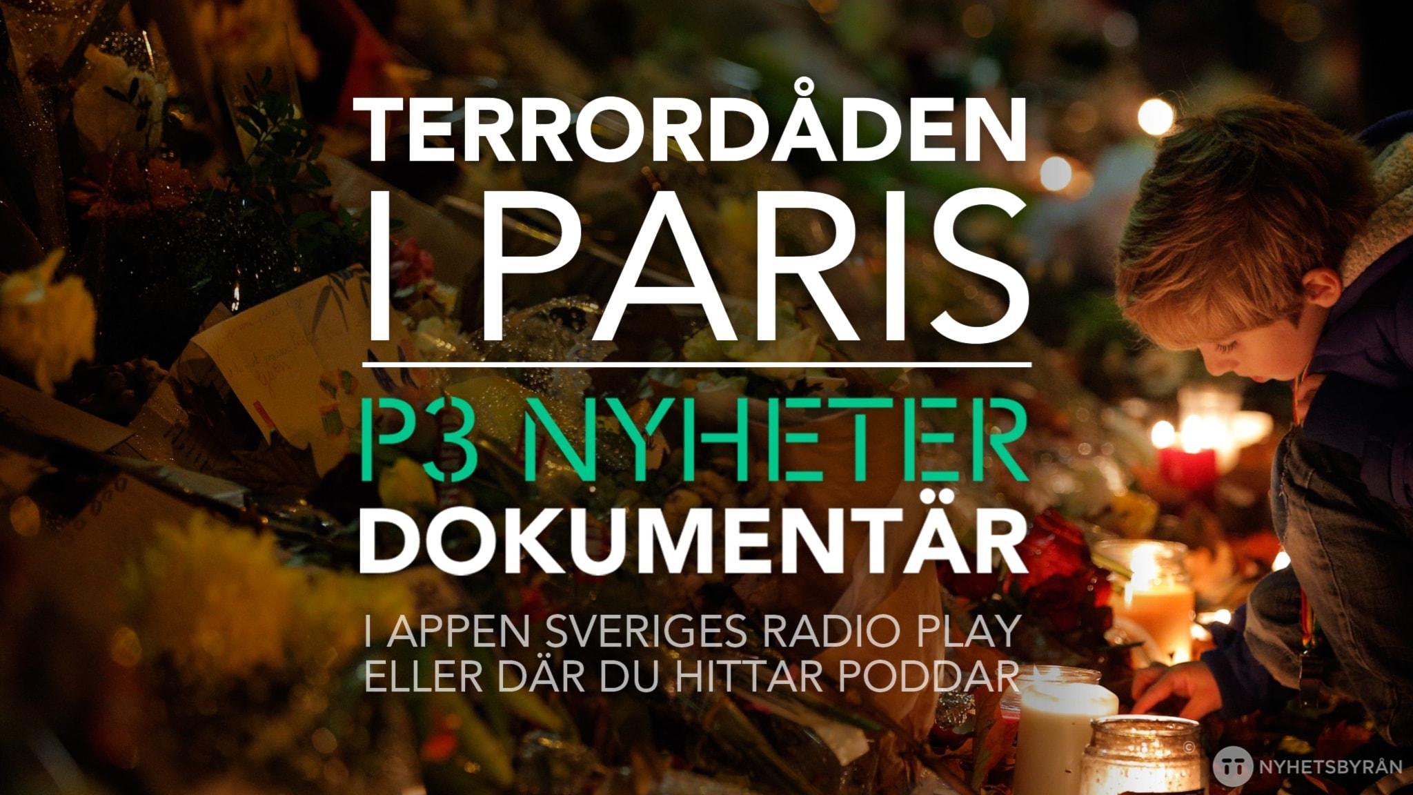Terrordåden i Paris