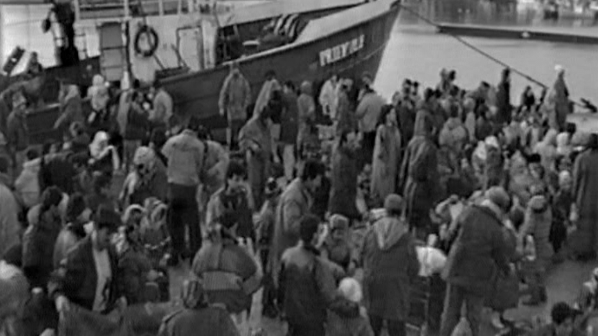 FlyktingbåtarnaWebb