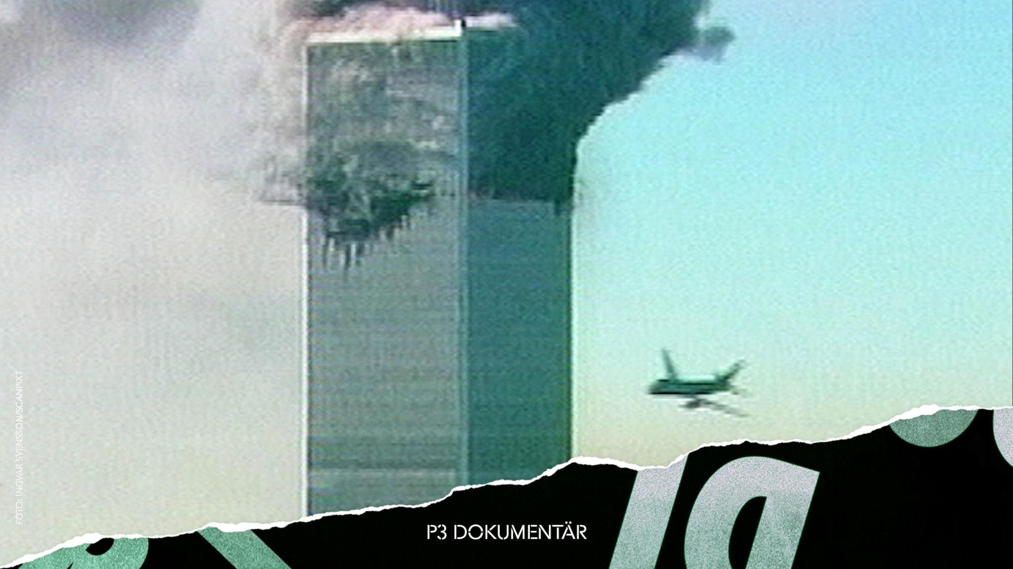 Flygplan på väg mot WTC