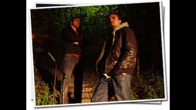 P3 Dokumentär startades av Fredrik Johnsson och Kristofer Hansson. Foto: SR