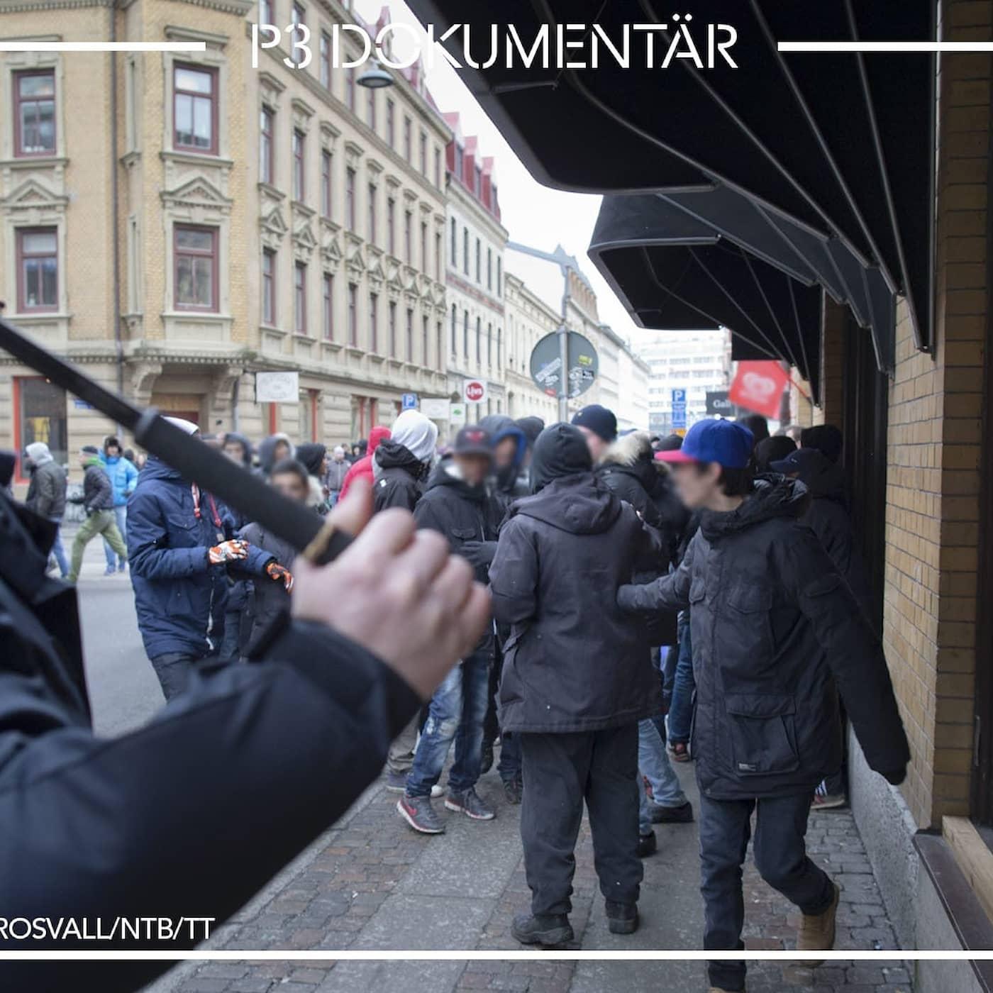 Instagramupploppen i Göteborg