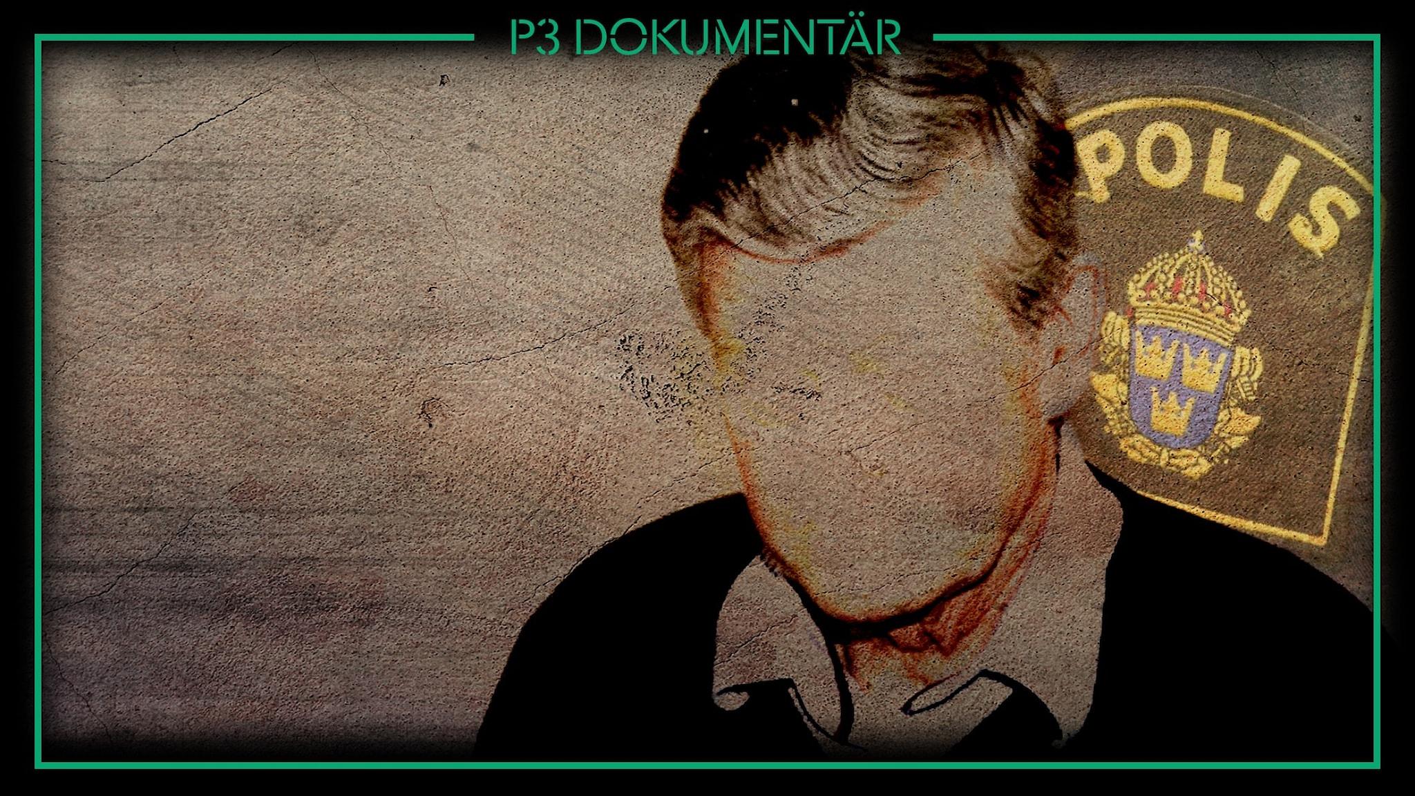 Montage på foto av Kapten Klänning