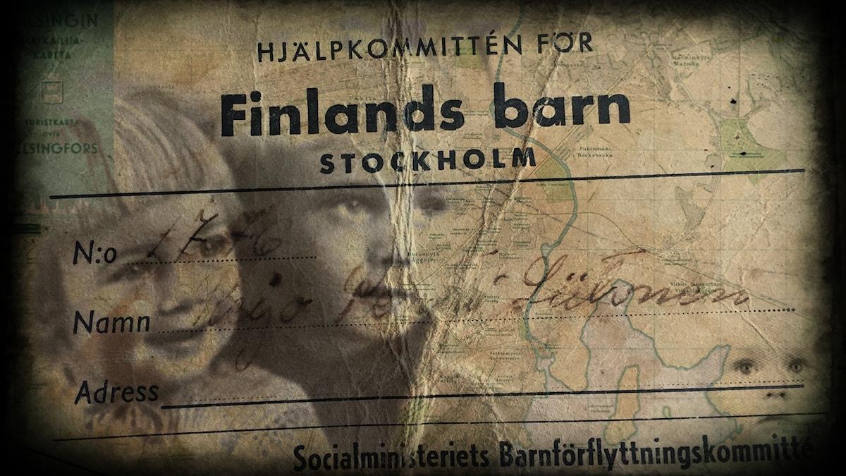 De finska krigsbarnen