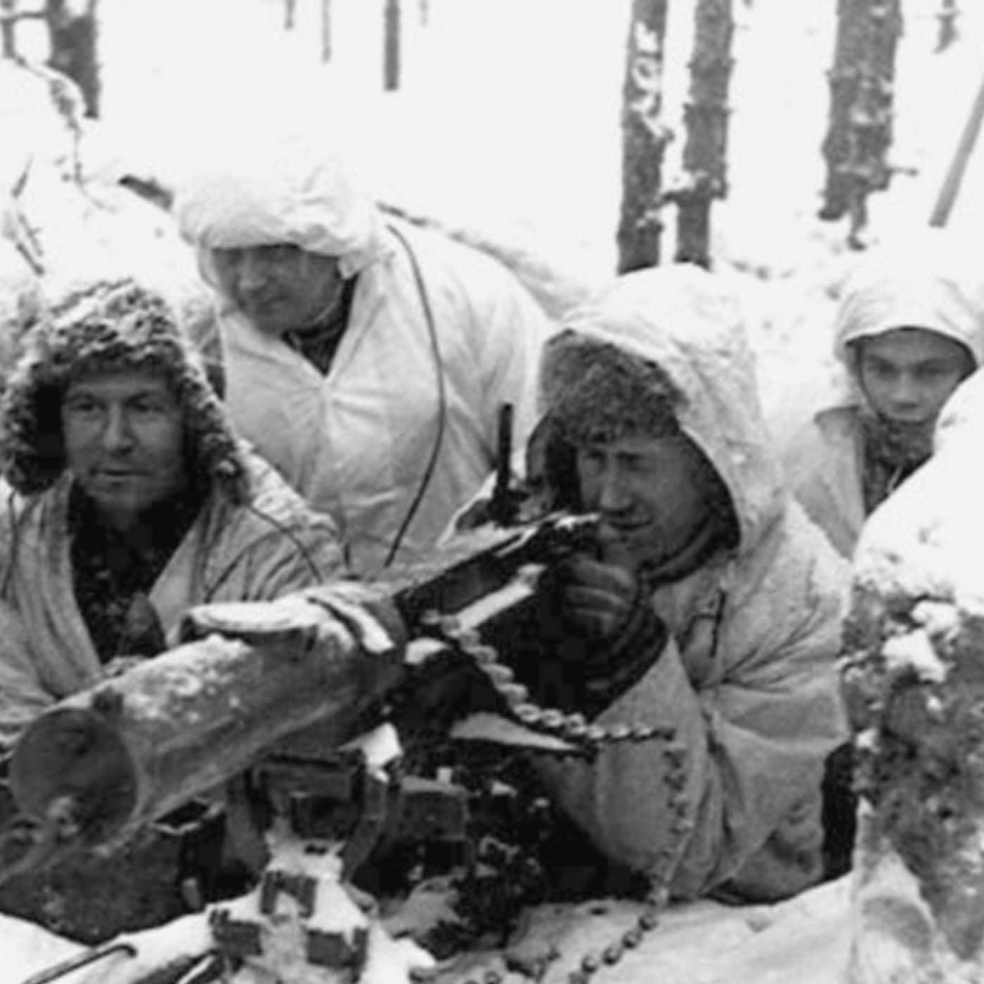 Andra världskriget - tysktågen, neutraliteten och Nordkalotten
