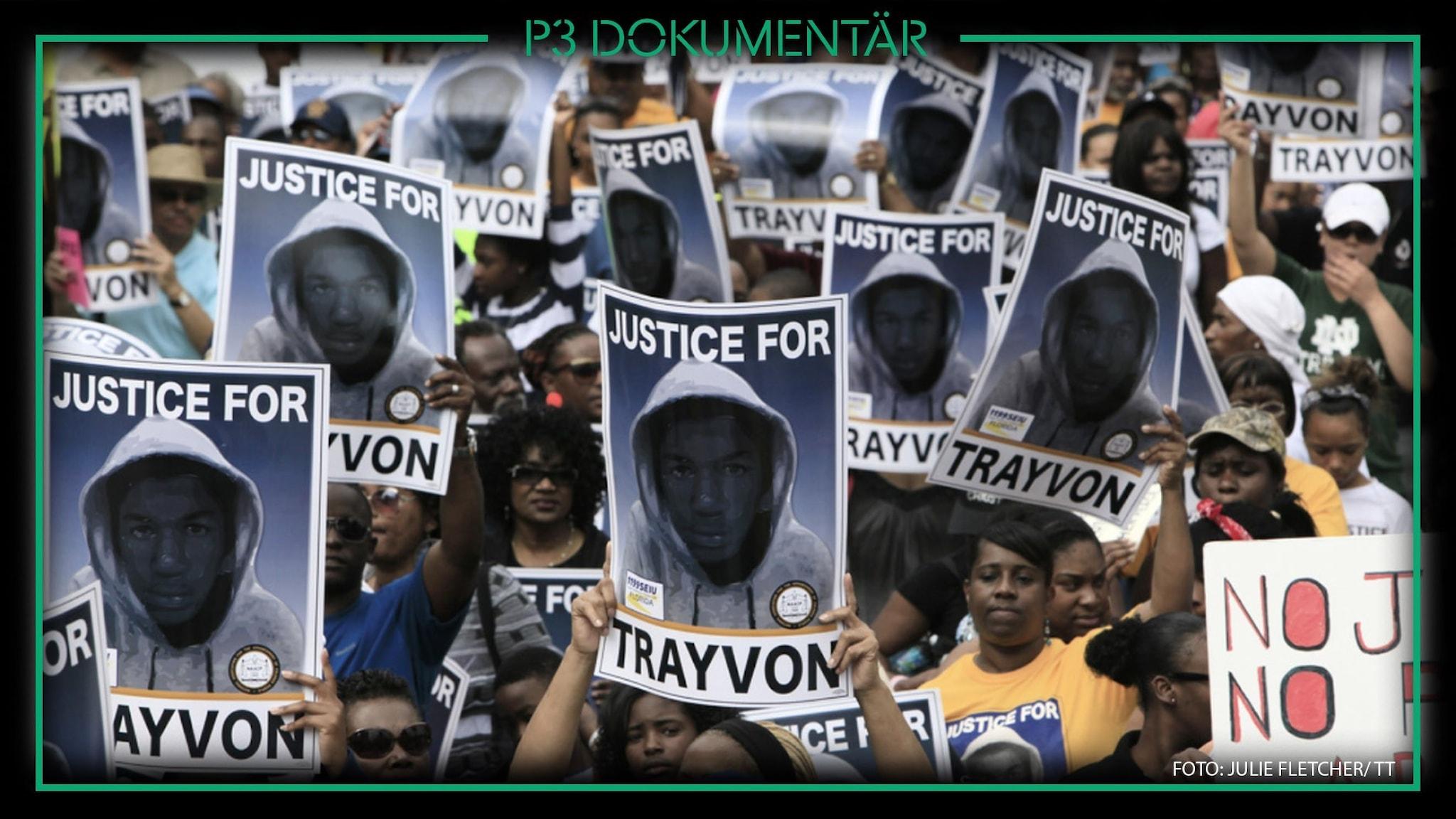 Trayvon Martin P3 Dokumentär
