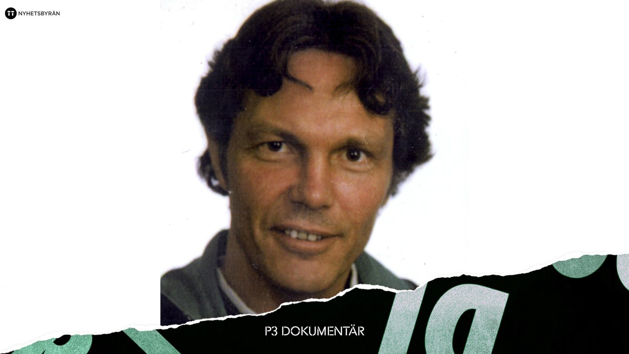 Passbild på Osmo Vallo.