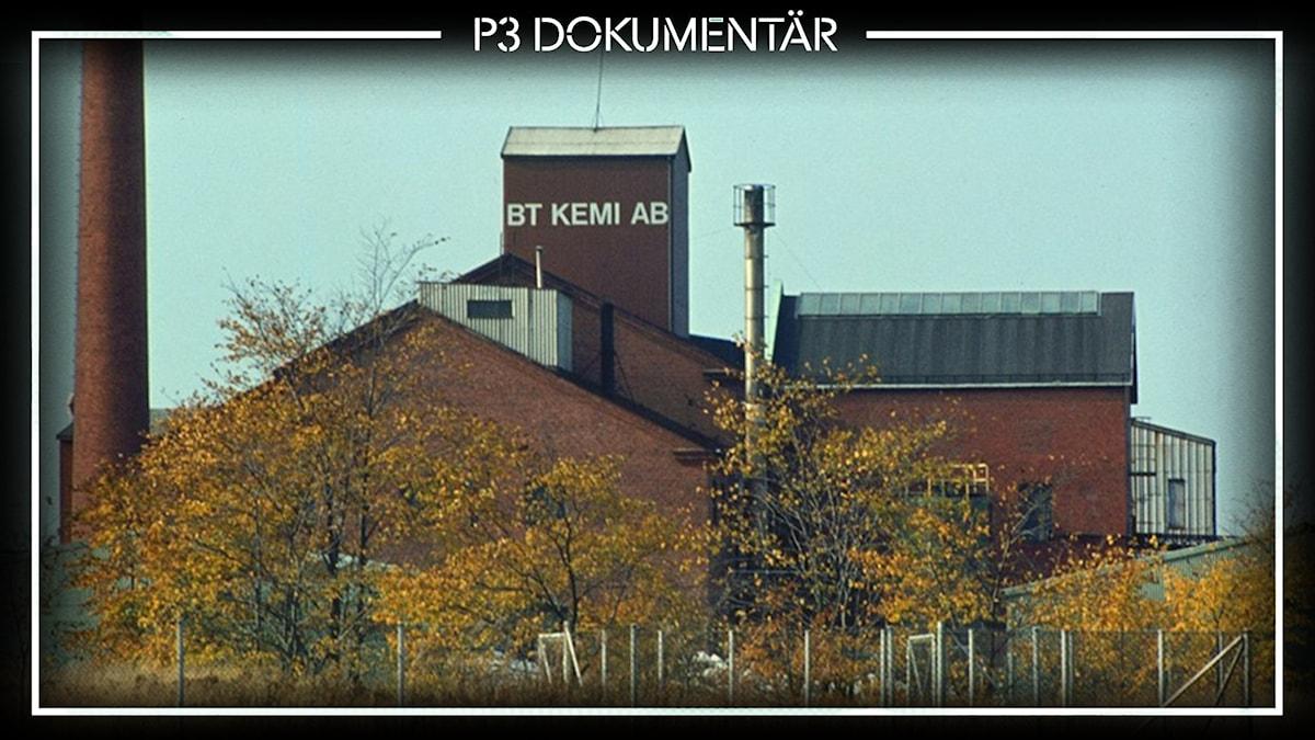 P3 Dokumentär BT Kemi-skandalen