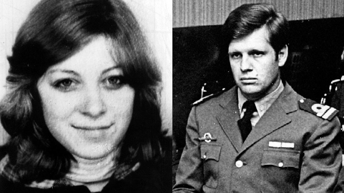 """Alfredo Astiz, kallad """"den blonde dödsängeln"""" , är dömd för mordet på Dagmar Hagelin"""