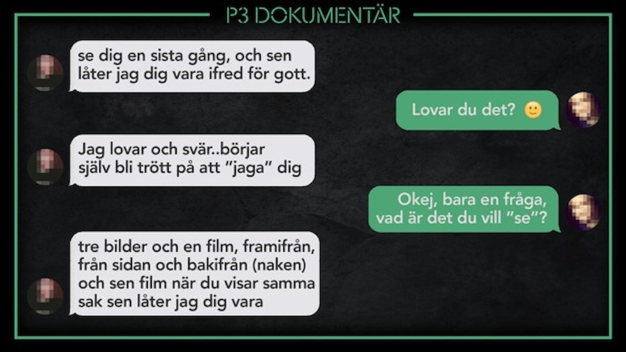 P3 Dokumetär Nätpedofilen i Husby