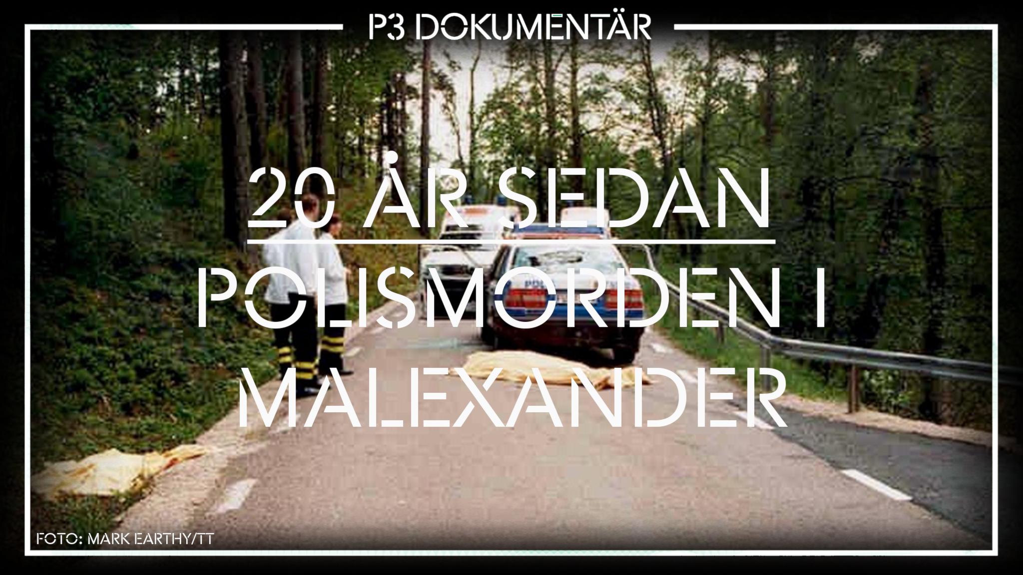 Polismorden i Malexander