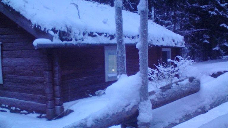 Kodin kynttilä foto: Kirsi Blomberg Sveriges Radio Sisuradio