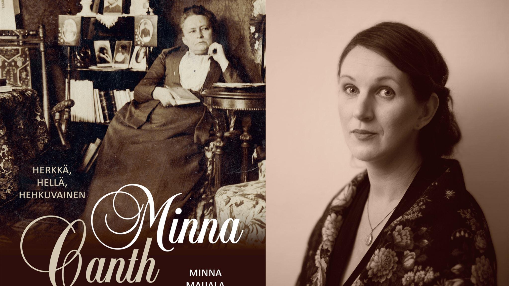 kirjallisuushistorioitsija Minna Maijala. Foto: Anni Kösi/Otava