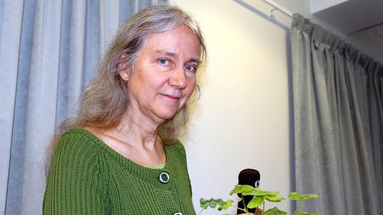 Ulla de Verdier. Foto: Emelie Rockler/Sveriges Radio