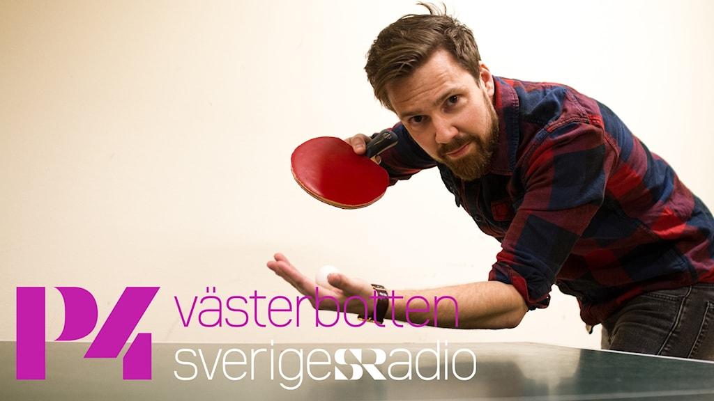P4 Västerbotten - Eftermiddag i P4 Västerbotten