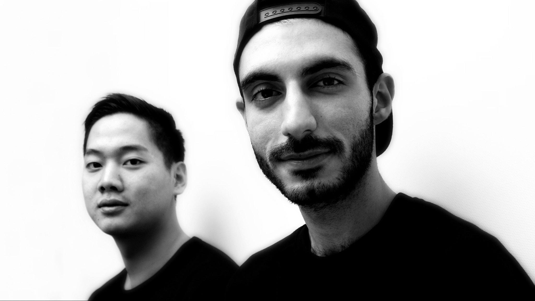DJ Kwick & Joey Massa håller i kvällens DJ-show, låtlistan hittar du på vår hemsida. Foto: Juan Havana/SR