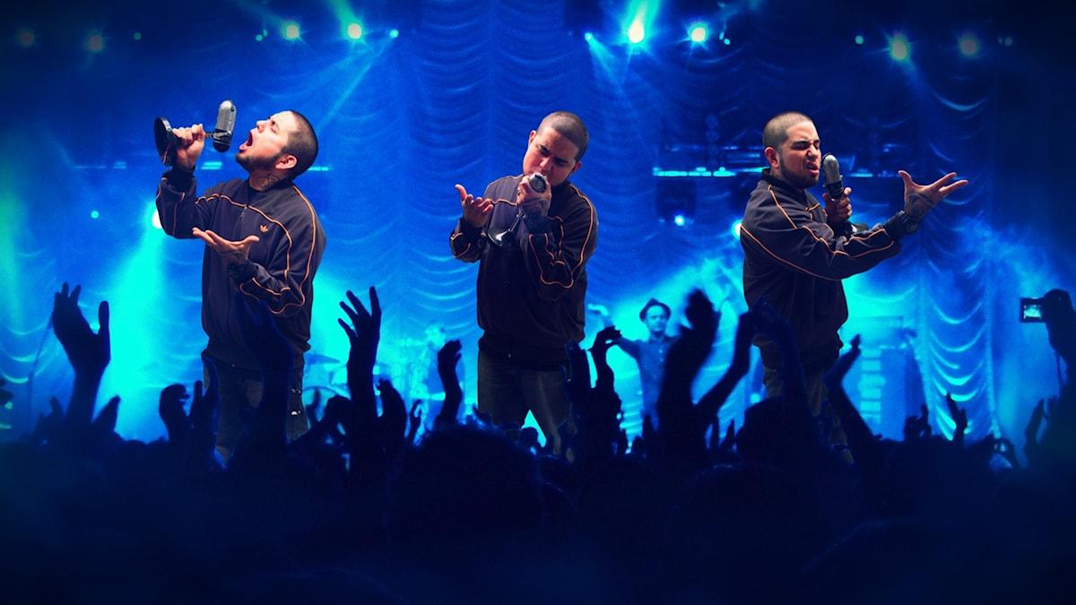 Juan kan redan sjunga (i alla fall enligt han själv). Foto: Flickr/Martin Fischer/CC BY-SA 2.0/Gustaf Widegård/SR