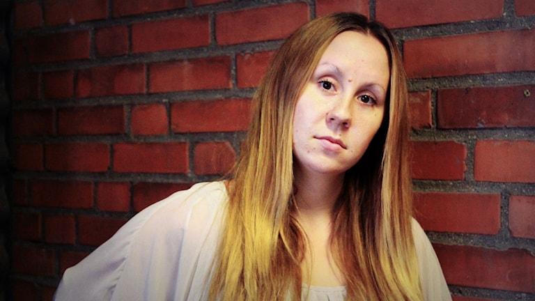 Emma blev kidnappad och torterad i tre dagar. Foto: Mona Hadad/SR