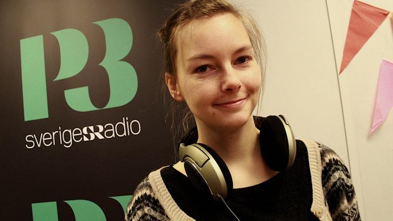 Bild på Camilla Larsson, sexolog på Ligga med P3